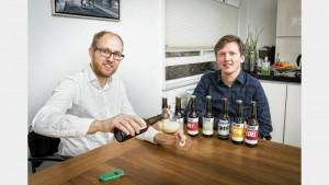 Brouwerij Smaak van Jan-Willem Duifhuis en Peter Top